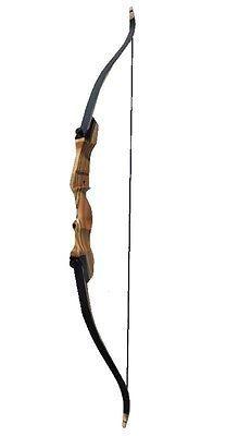 "New Archery Wisdom Take Down Recurve Bow 26# Right Hand 68/"" AMO Length"