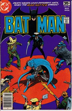 Batman 297 March 1978 Issue DC Comics Grade F/VF by ViewObscura