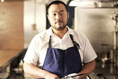 David Chang, the luckiest peach