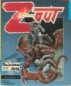 Atari ST Games - Z-Out