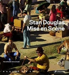 Stan Douglas, Research Publications, Colour Images, Booklet, German, David, Scene, English, French