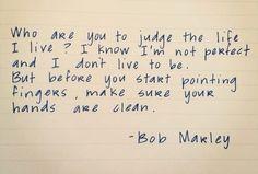 Bob Marley (: