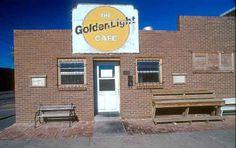 Golden Light Cafe, Amarillo, TX
