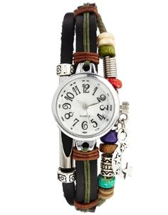 Medley Black Friendship Watch