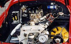 Fiat Abarth 750 Record Monza Coupe Zagato