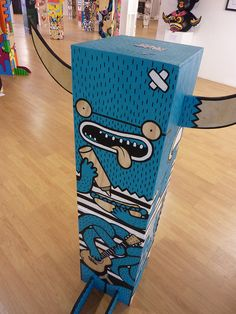 Hannah Baber x Character Totem by inkygoodness, via Flickr