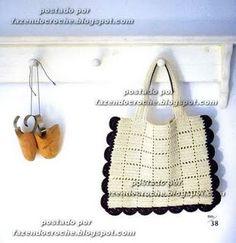 CROCHE DIARY ...: BAG