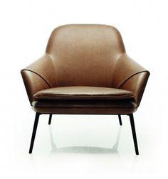 Wendelbo Hug armchair #apartmentsnob #sixtycolborne