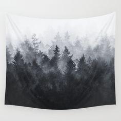 ➳ facebook.com/tordis.kayma.artist<br/> ➳ instagram.com/tordiskayma<br/> <br/> Share your Tordis Kayma prints & products on Instagram! Use hashtag #tordiskayma // © 2015 Tordis Kayma Photography<br/> <br/> foogy woods, mist, light, trees...