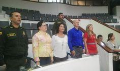 Secretaría de Gobierno pasó examen ante la Asamblea de Risaralda