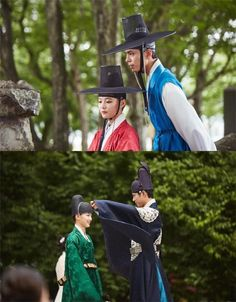 Park Bo Gum, Kim Yoo Jung and Cast in New Stills From Moonlight Drawn by Clouds | A Koala's Playground