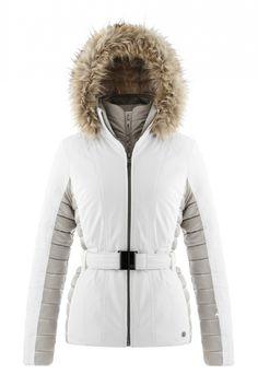 6db0556371 Une offre à ne pas rater sur le site www.freedom2go.be! Moins 30% sur la  Veste de ski Poivre blanc Veste ski stretch d pb