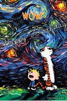 Wow.   Happy Birthday!