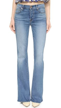 High Waisted Vintage Flare JeansSee what's on sale from Shopbop on Wantering.