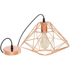 Warm rose gold finishing brings a refined sensibility to the Wellington pendant lamp. Ideal for an industrial entryway or living space, the irregular silhouette and geometric configuration of the Well Drum Pendant, Drum Chandelier, Globe Pendant, Lantern Pendant, Pendant Lighting, Light Pendant, Contemporary Pendant Lights, Trends, Globe Lights