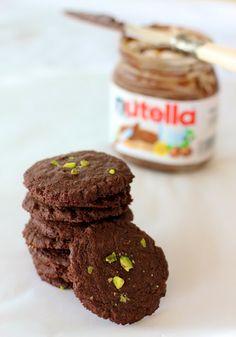 Belle Baie: Nutella Cookies