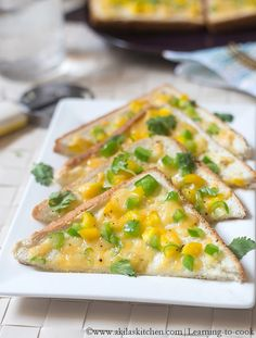 Learning-to-cook: Cheese Chilli Toast | Indian Bread Toast Recipes | Breakfast Recipes
