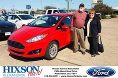 #HappyAnniversary to Margaret Mello on your 2014 #Ford #Fiesta from Everyone at Hixson Ford of Alexandria!