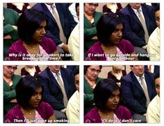 Mindy Kaling / The Office