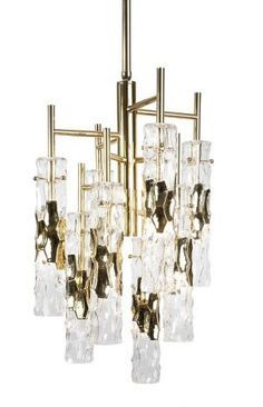 Modern with golden details that will contrast perfectly with a luxurious home interior decoration. www.bocadolobo.com #bocadolobo #luxuryfurniture #exclusivedesign #interiodesign #designideas #lighting #gold #mdern #luxury