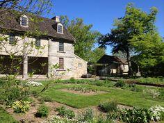 Bartram's Garden in Philadelphia, PA