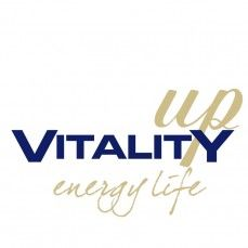 New logo #vitalityup #VitalityUp made in 2013
