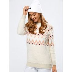 SHARE & Get it FREE | Outdoor Rhombus Pattern SweaterFor Fashion Lovers only:80,000+ Items • FREE SHIPPING Join Twinkledeals: Get YOUR $50 NOW!