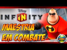 Disney Infinity Maestria em Combate PT BR