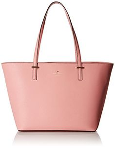 kate spade new york Cedar Street Small Harmony, Pink Bonnet * For more information, visit image link. Kate Spade Handbags, Handbags Michael Kors, Coach Handbags, Valentino Bags, Other Accessories, Fashion Handbags, Leather Wallet, Louis Vuitton, Tote Bag