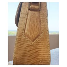 Tan & Brown Audrey Shoulder Bag in Sand