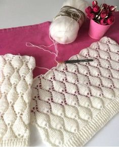 Look Now 51 Great Crochet Needlework Model is Waiting for You - Hakeln Crochet Stitches Free, Easy Knitting Patterns, Crochet Patterns For Beginners, Knit Or Crochet, Crochet Baby, Filet Crochet, Embroidery Flowers Pattern, Flower Patterns, Embroidery Stitches
