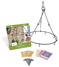 Esschert Design USA 3020 Secrets du Potager Dried Herbs Kit