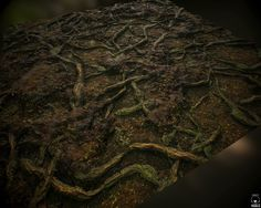 Roots - 100% Substance Designer , Robert Wilinski on ArtStation at…