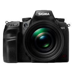 Sigma SD1 Merrill - the latest digital single reflex camera incorporating a massive 46 megapixel Foveon X3 direct image sensor.