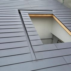 Shed Design, Roof Design, Roof Architecture, Architecture Details, Design Your Dream House, House Design, Roof Cladding, Cladding Materials, House Extension Design