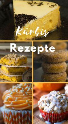 Leckere herbstliche und einfache und schnelle  Rezepte rund um den Kürbis findet Ihr bei mir auf dem Blog - Kürbisrezepte