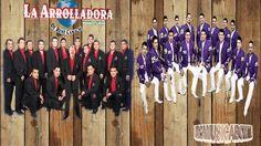 La Arrolladora Banda El limon Vs Banda MS 2013 (+lista de reproducción)