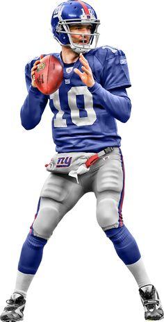 Eli Manning New York Giants 5