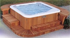 A & B Accessories Spa Surround Style One