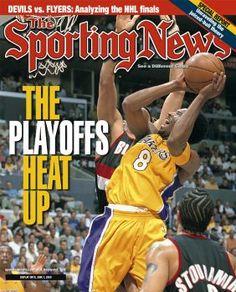 a6c3e140252a Los Angeles Lakers Kobe Bryant - June 5