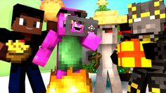 Minecraft Mini-Game : DO NOT LAUGH! (THIS IS MY FINAL FORM!) w/ Facecam - YouTube
