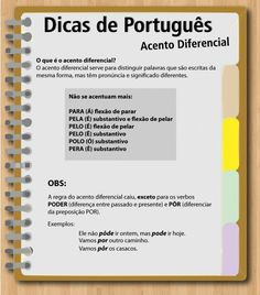 Build Your Brazilian Portuguese Vocabulary Portuguese Grammar, Portuguese Lessons, Portuguese Language, Teaching Reading, Learning, Common Quotes, Learn Brazilian Portuguese, Fairy Tales For Kids, Learn A New Language