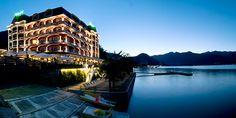Hotel   Grand Hotel Dino, Lake Maggiore