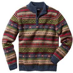 Pullover im Troyerstil - Schöner bunter Pullover von bpc bonprix collection. Der Pullover im Troyerstil begeistert mit schönen Farben. - ab 29,99€