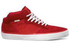 Vans OTW-Running Red Pack (Spring 2013)  - I liked the low-top version, I also like the high-top