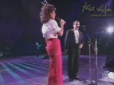 Gloria Estefan & Paul Simon - Bridge Over Troubled Water (Live at the Hurricane Relief 1992)