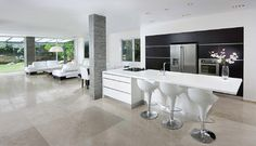 dining room - modern - kitchen - other metro - by Elad Gonen & Zeev Beech