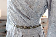 Lace Wrapdress