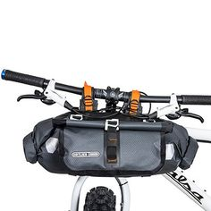 The waterproof Accessory-Pack with L volume provides extra space in addition to the Handlebar-Pack. The Accessory-Pack can attach directly to the bars and used alone, but can also quickly and safely be fixed to the outside of the Handlebar-Pack fea Slate, Bicycle, Bike Packing, Biking, Accessories, Flow, Chalkboard, Bike, Cycling