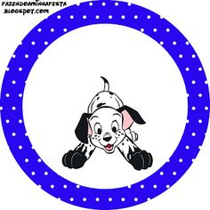 Making My Party!: Dalmatians Boys - Complete Kit with frames for invitations, labels for goodies, souvenirs and pictures!